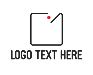 Room - Floor Plan logo design