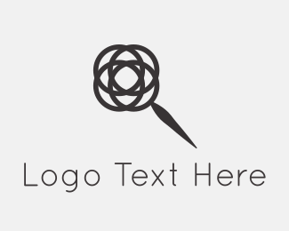 Clever - Rose Search logo design