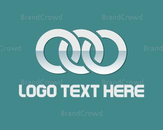 Chain - Silver Chain logo design