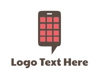 Chat Application Logo