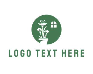 Indoor Plant Logo