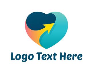 Travel Agency - Travel Love logo design