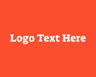 Youth - Serif Font Text logo design