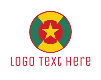 Citizen - Grenada Circle Emblem logo design