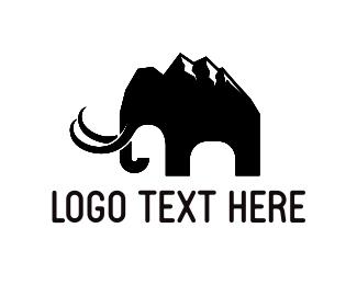 Pride - Mammoth Mountain logo design