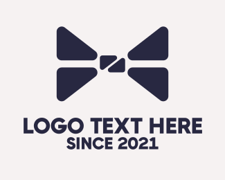 Elegant - Black Tie logo design