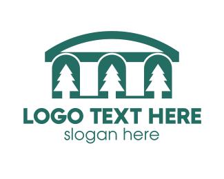 Tree Bridge Logo