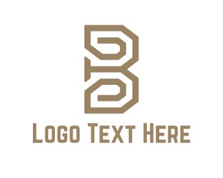 Maze B Logo