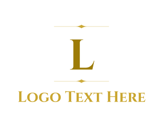 Concierge - Golden & Elegant logo design