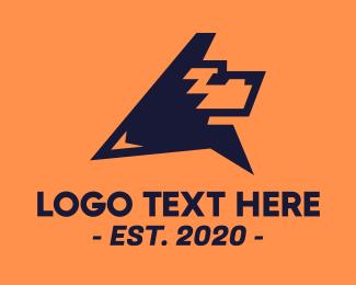 Dog Groomer - Modern Pet Dog logo design