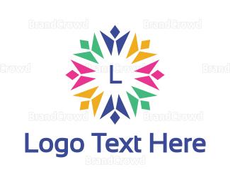 Crowdsourcing - Diamond Crowd  logo design