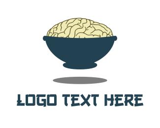 Psychologist - Creative Dough logo design
