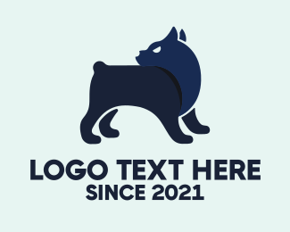 Doggy - Alert Pet Dog logo design