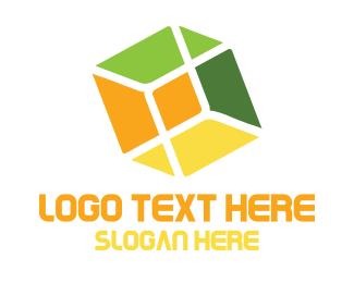 3d Printing - Eco Box logo design