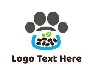Pet - Pet Food logo design