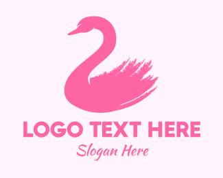 Logo Design - Art Swan