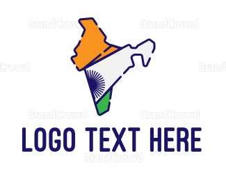 Bangladesh - Modern India  logo design