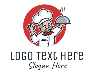 """""""Professional Chef Restaurant Cloche"""" by Mypen"""