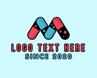 Medicine - Medicine Pills logo design