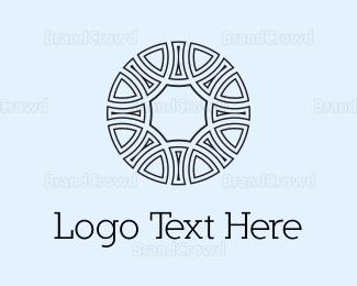 Circle - Circle Emblem  logo design