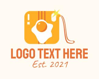 Photo - Egg Photo Studio  logo design