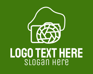 Photo - White Photo Journalism logo design