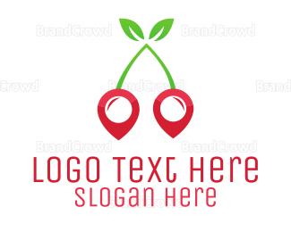 Cherry - Cherry Spot logo design