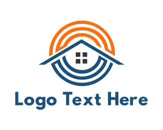 Property - Property Circle logo design