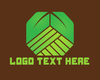 Agriculture - Green Plantation logo design
