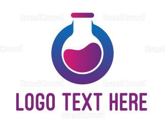 Bio Tech - Tech Lab logo design