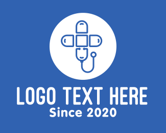 Medical Consultation - Medical Healthcare Clinic logo design