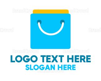 Bag - Bag Folder logo design