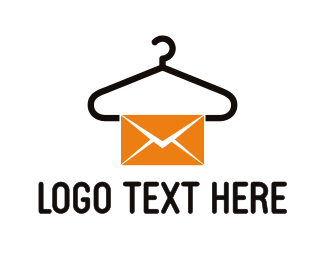Post - Laundry Mail logo design