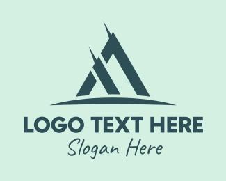 """Triangle Letter A Company"" by royallogo"