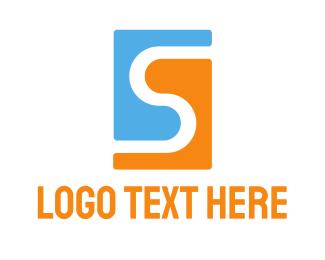 Rectangle - Minimalist Box S logo design