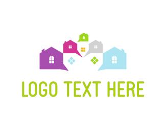Social Neighborhood  Logo
