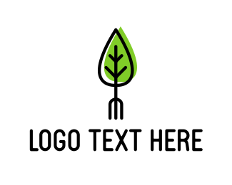 Food - Healthy Food logo design