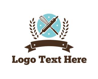 Bake - Bakery Tools logo design