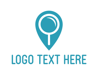 Zoom - Search Point logo design