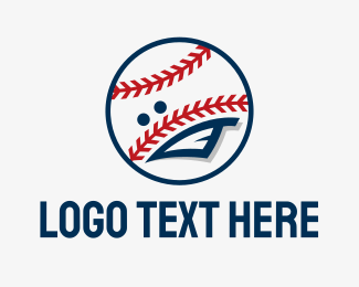 Fanclub - Baseball Face  logo design