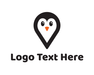 App - Penguin App logo design