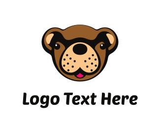 Teddy Bear - Teddy Bear  logo design