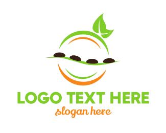 Massage - Stone Massage logo design