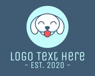 Puppy - Puppy Dog Pet logo design
