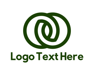 Connection - Linked Circles logo design