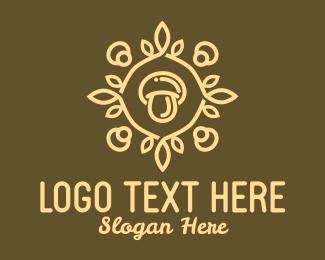 Vegan Restaurant - Vegetarian Restaurant logo design