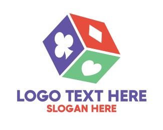 Dice - Gambling Dice logo design