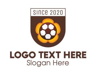 Club - Soccer Football Club Crest logo design