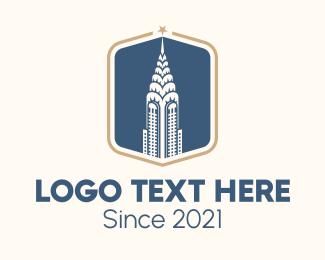 Chrysler Building Logo