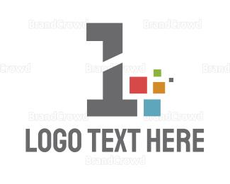 """""""Pixel Number 1"""" by podvoodoo13"""